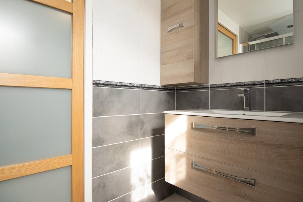 La création d'une salle de bains